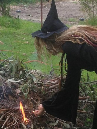 Hecate Fire Ceremony
